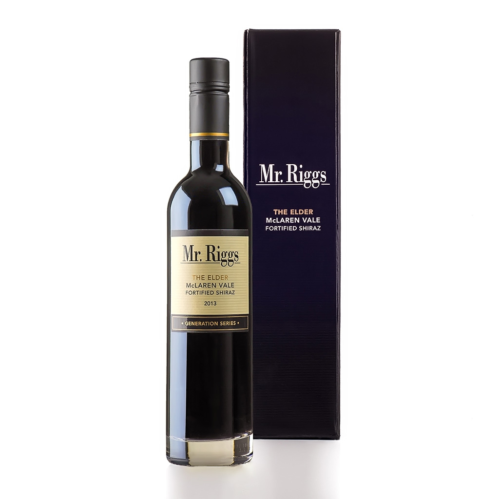 Mr. Riggs The Elder Fortified Shiraz