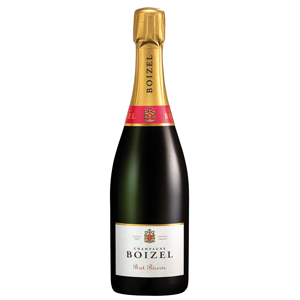 Boizel Brut Champagne flaske fra hedemanns.dk