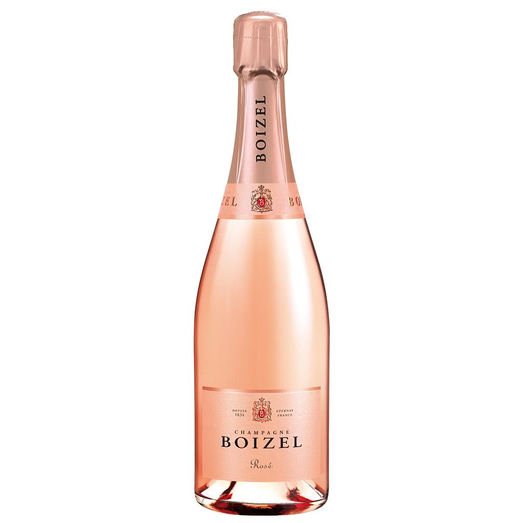 Boizel Rosé Champagne flaske fra hedemanns.dk