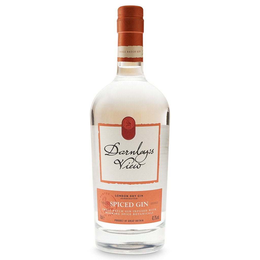 Darnley´s View Spiced Gin fra hedemanns.dk