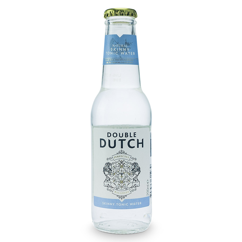 Double Dutch Skinny Tonic Water fra hedemanns.dk