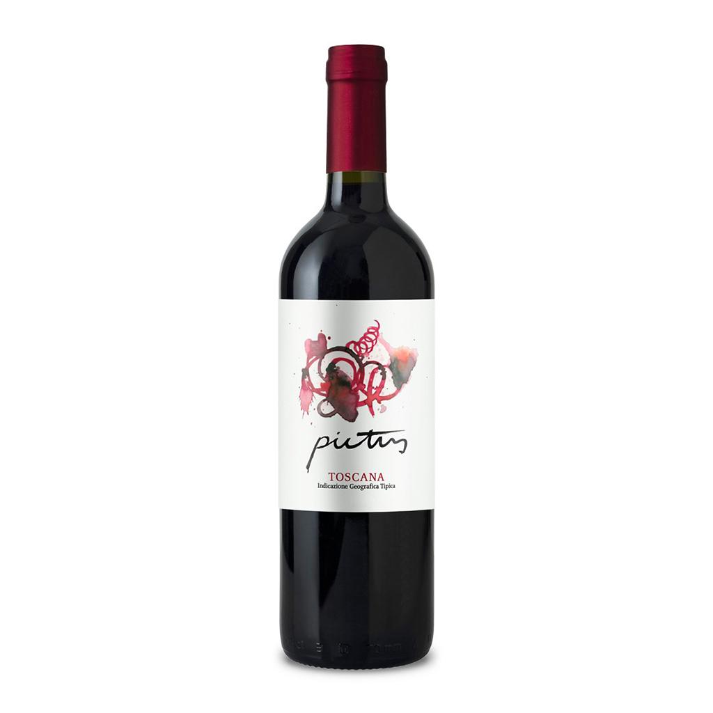Il Cellese Pictus italiensk rødvin fra hedemanns.dk